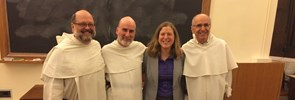Marie Nuar, alumna of PISAI, defended her doctoral dissertation at the Pontifical University of Saint Thomas Aquinas, the Angelicum, on the 21st of January 2016