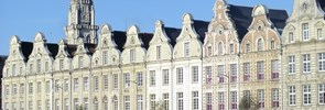 The annual Journées d'Arras meeting began in the 1980s in the town of Arras, Northern France