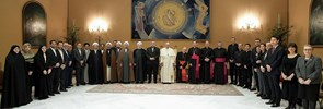 Diego Sarrió Cucarella participated in the tenth Colloquium jointly organized by the Pontifical Council for Interreligious Dialogue (PCID)...